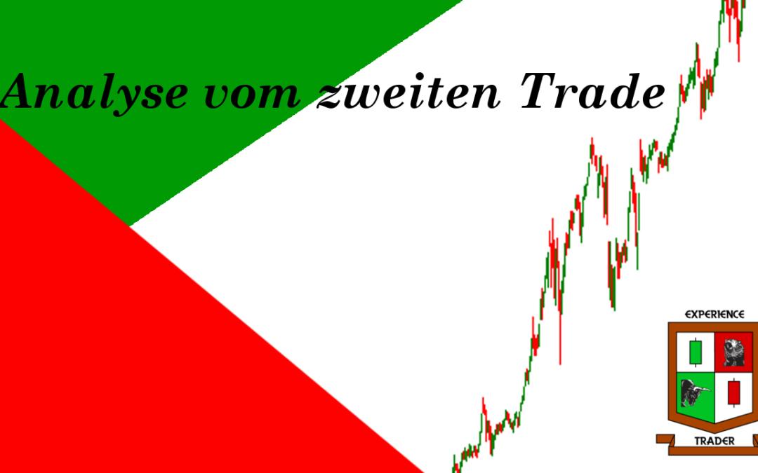 Analyse vom #2 Trade, im Grunde genommen richtig aber…